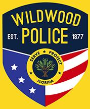 Wildwood, FL Police. Established 1877. Protect & Serve.